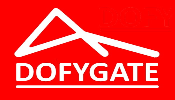 Dofygate Logo Red