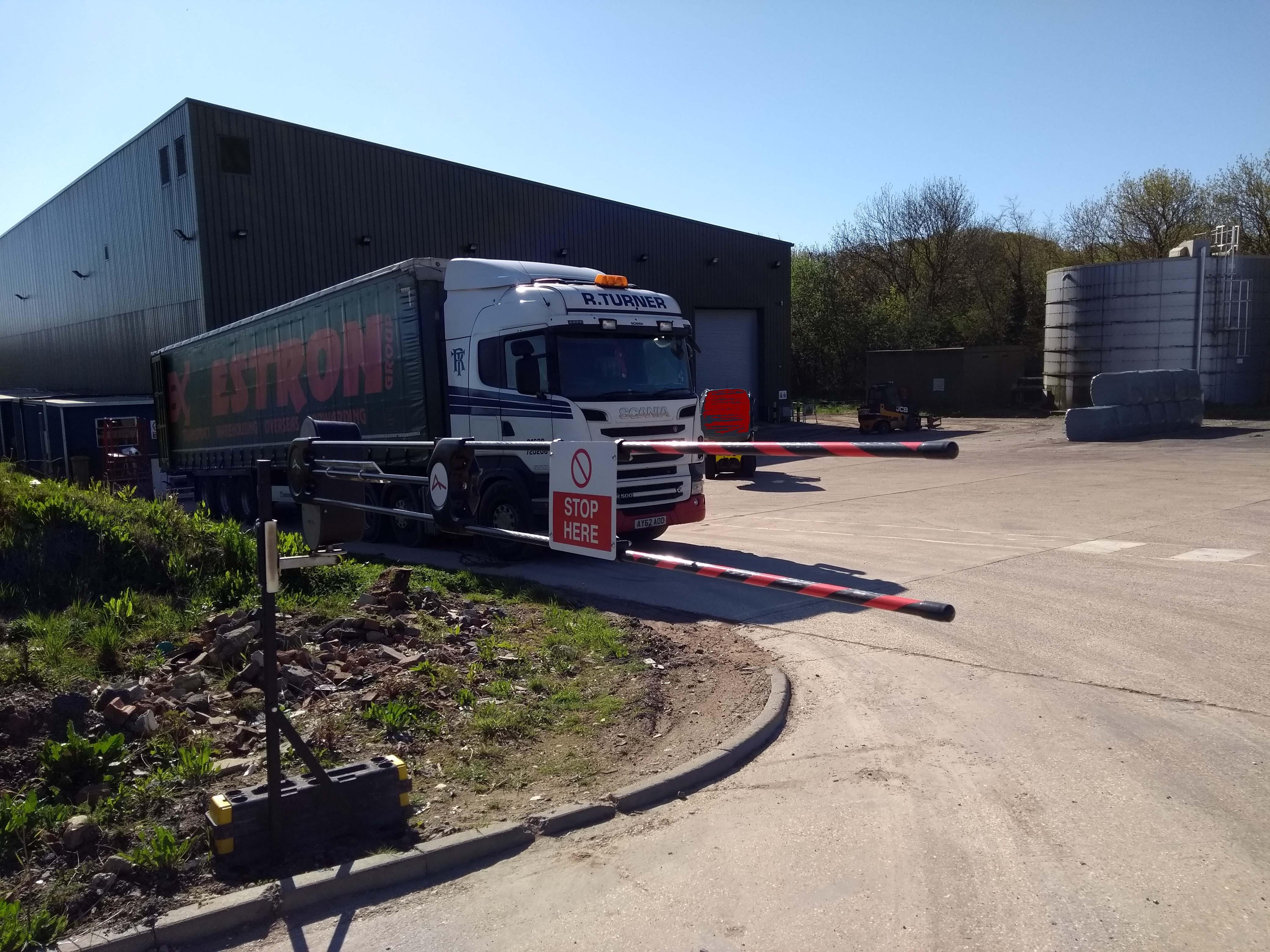 FCCLoader Lorry
