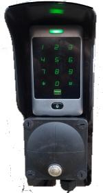 Keypad unit