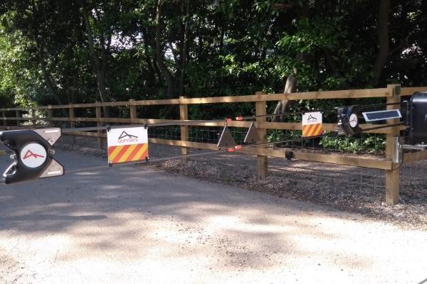 Heath Mount school crossing point